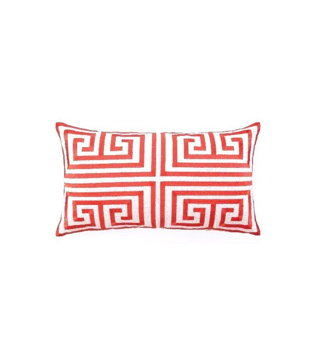 Nanette Lapore Greek Key Pillow