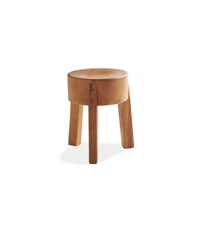 VivaTerra Three-Leg Stool