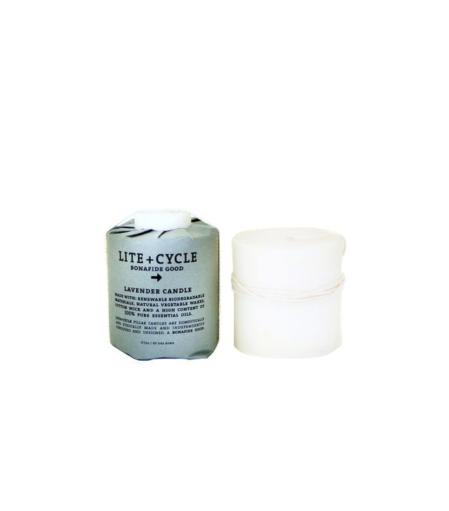 Lite+Cycle Lavender Candle
