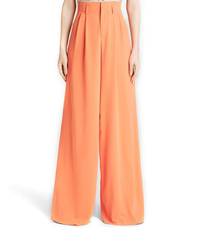 Alice + Olivia Wide-Leg Trousers