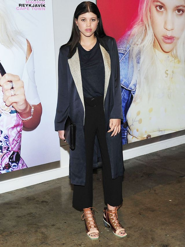 #WomanCrushWednesday: 9 Reasons Sofia Richie Will Be a Fashion Fixture