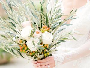 13 Alternative Wedding Bouquet Ideas