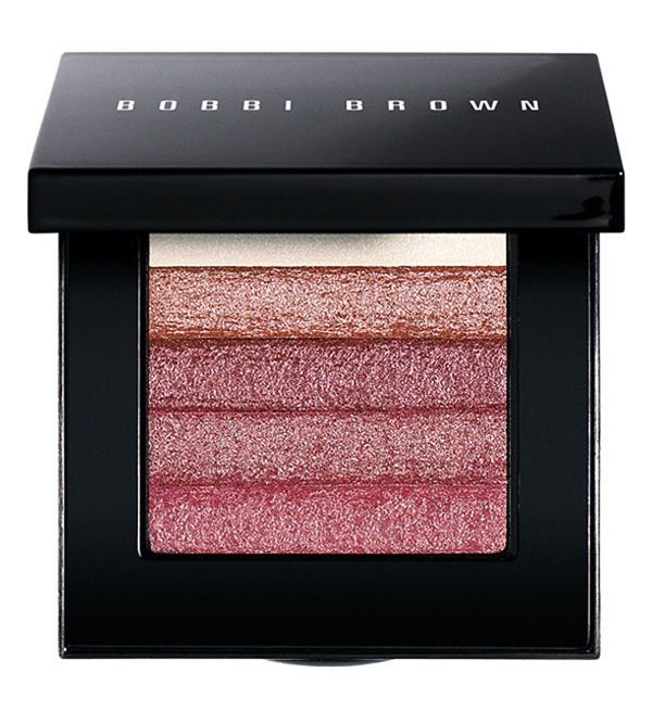 Bobbi Brown Rose Shimmer Brick Compact