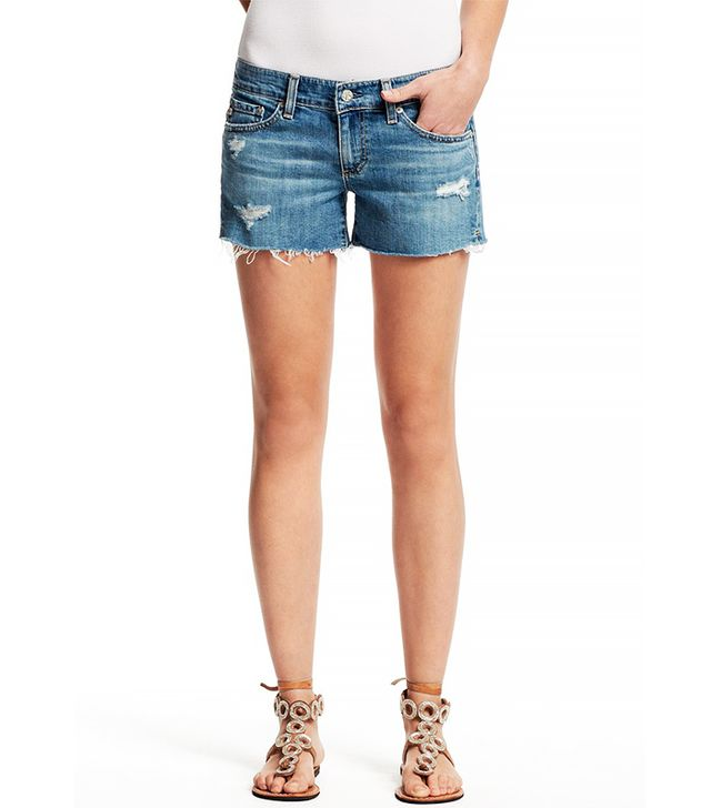 AG Jeans 16 Year Carrie Cut Off Shorts