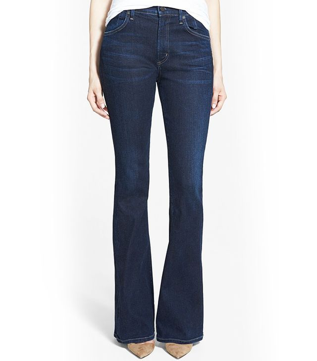 Citizens of Humanity High Rise Flare Jeans