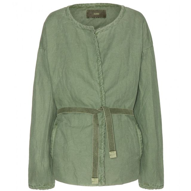 Closed Linen and Cotton-Blend Jacket