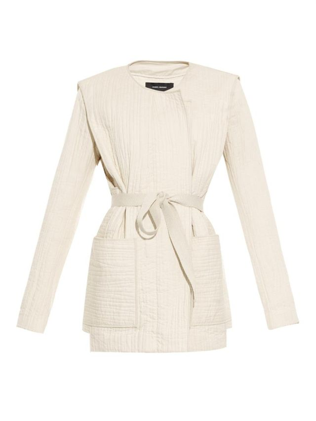 Isabel Marant Bering Quilted Jacket