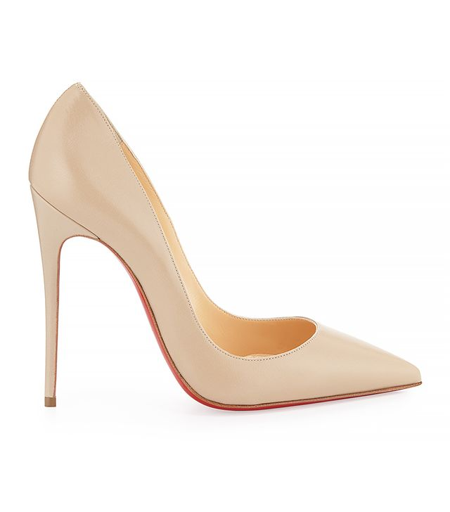 Christian Louboutin,Christian Louboutin So Kate Point-Toe Pumps