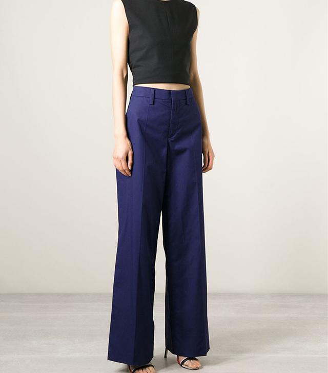 Sofie D'Hoore Wide-Leg Trousers