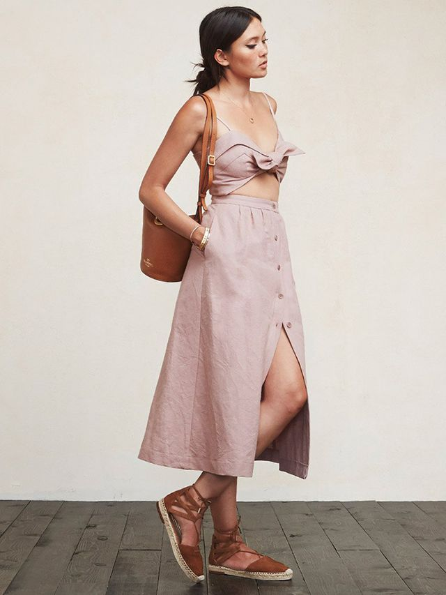 Reformation Riley Dress
