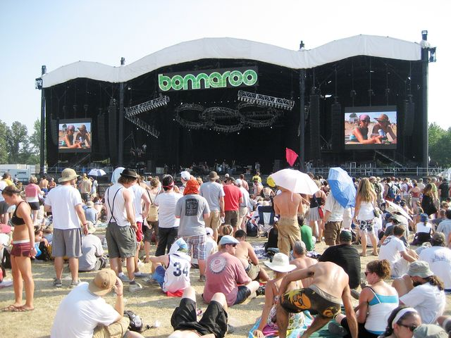 Get Ready Festival Fans: Bonnaroo Released This Year's Schedule