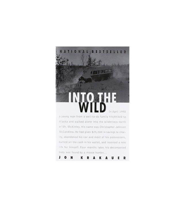 <i>Into the Wild</i> by Jon Krakauer