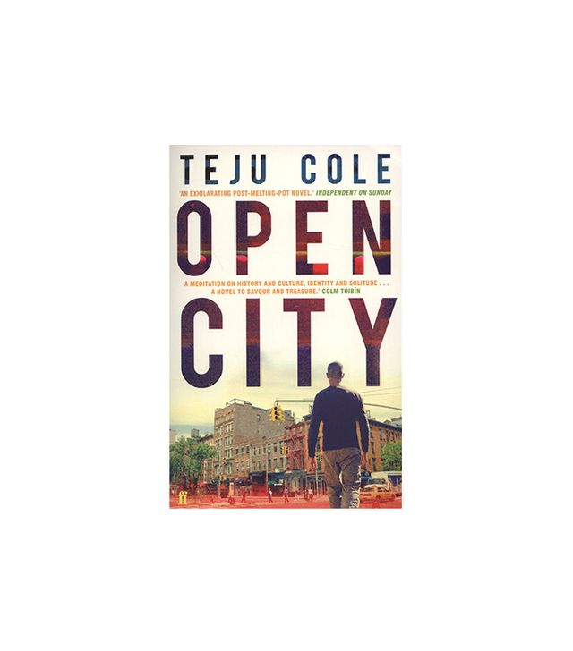 <i>Open City: A Novel</i> by Teju Cole
