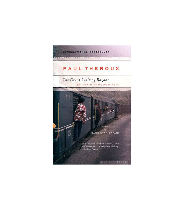 <i>The Great Railway Bazaar</i> by Paul Theroux