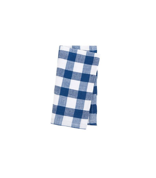 Found Object Kitchen Gingham Napkins