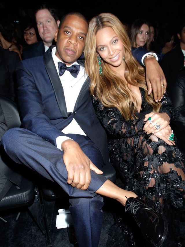 Are Beyonce and Jay Z Recording an Album Together?
