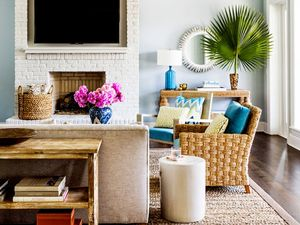 Tour a Tastefully Colorful Florida Abode