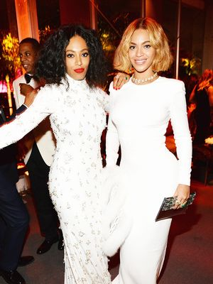 See Beyoncé and Solange's Bridesmaids Outfits for Mom Tina's Wedding