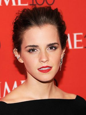 Emma Watson's Unfussy Updo, Plus More Celeb Beauty!