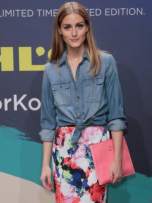 Score! Here's Where to Buy Olivia Palermo's $40 Skirt