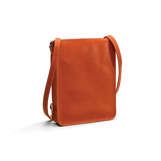 Shinola Mini Backpack in Bold Orange