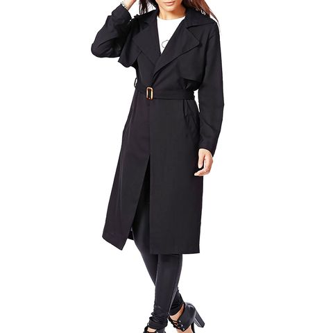 Hennie Lightweight Trench Coat