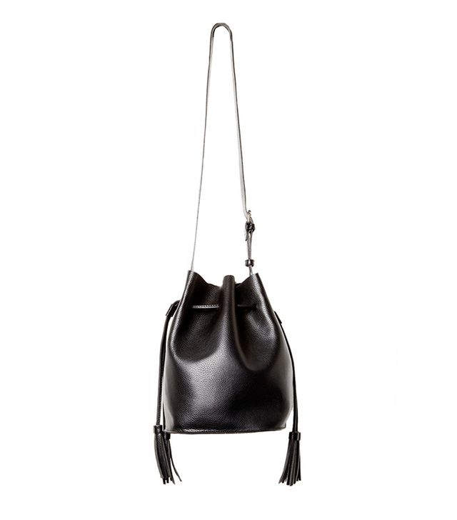 Daily Look Casablanca Vegan Leather Contemporary Bucket Bag