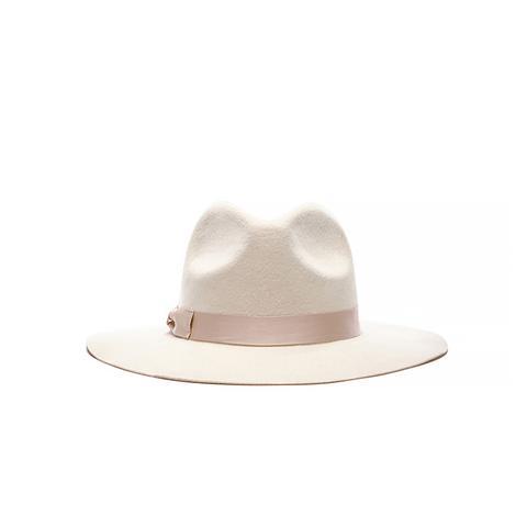 Ivory Bone Hat
