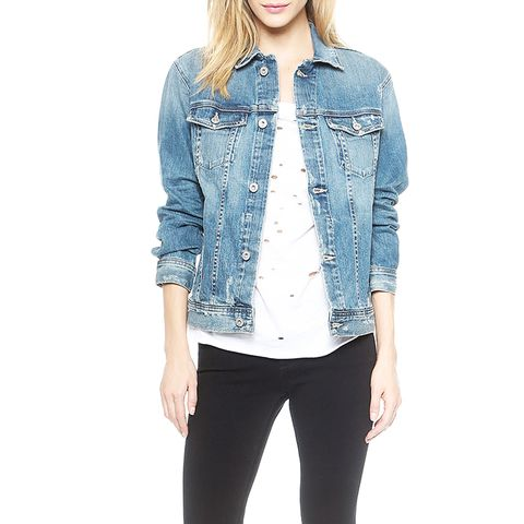 Nancy Denim Jacket