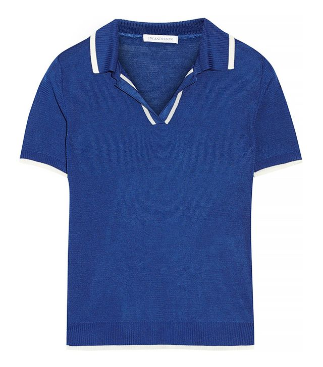 J.W. Anderson Knitted Polo Shirt