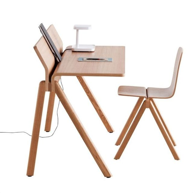 Hay Copenhague Moulded Plywood Desk CPH190