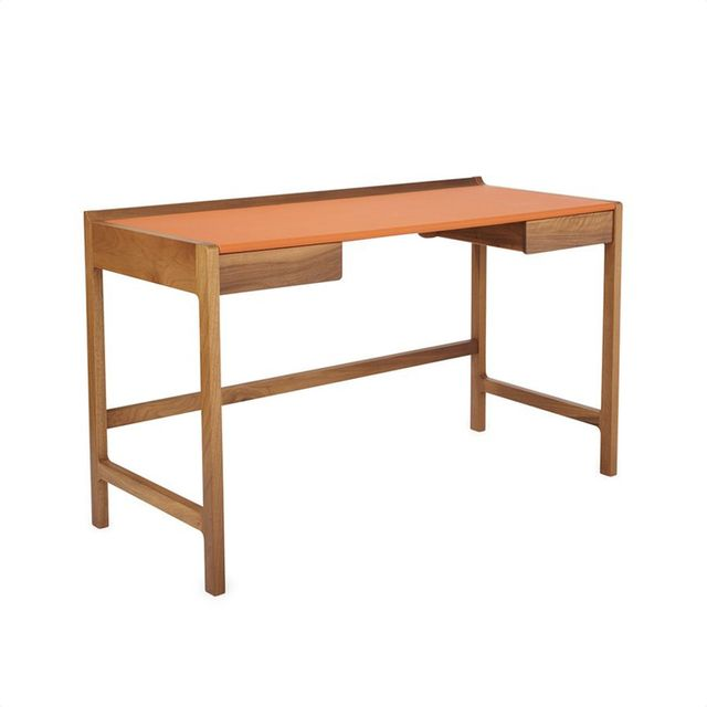 Kay + Stemmer Cedric Walnut Desk