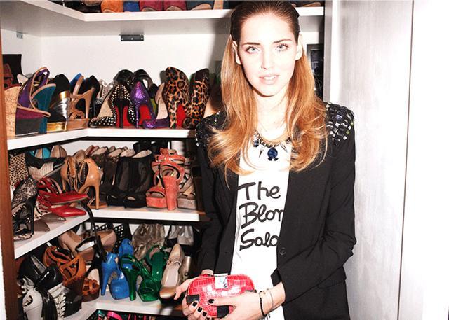 Dreams Come True: Chiara Ferragni's Wardrobe Is Up for Grabs