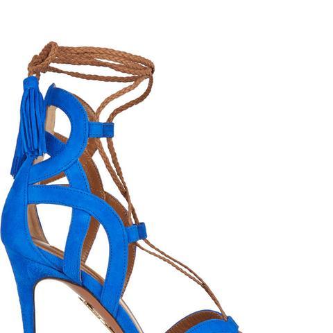 Mirage Suede Sandals