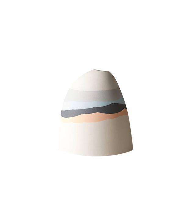 Bean and Bailey Ceramics Desertscape Bud Vase
