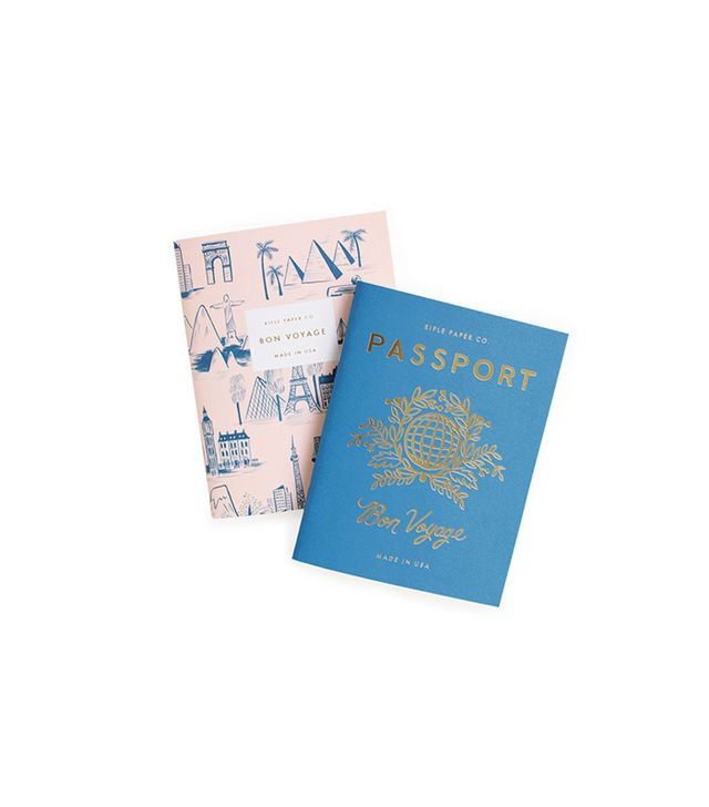 Rifle Paper Co. Passport Pocket Notebook Set