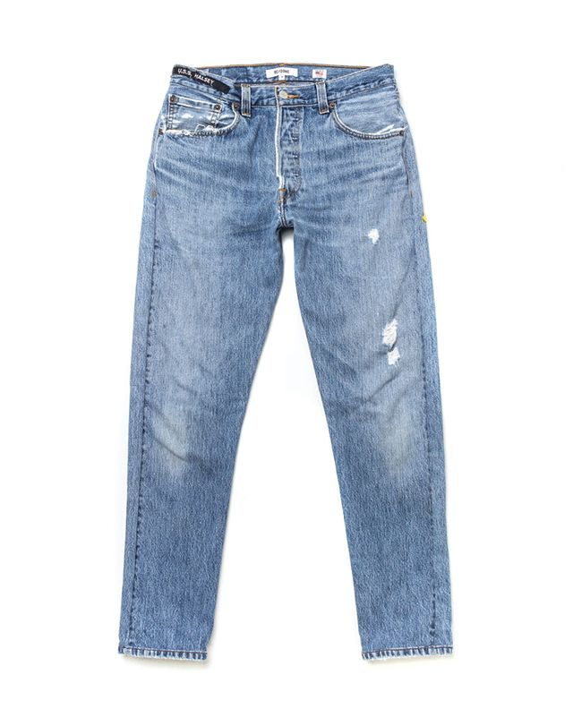 Re/Done Vintage High-Waisted Jeans