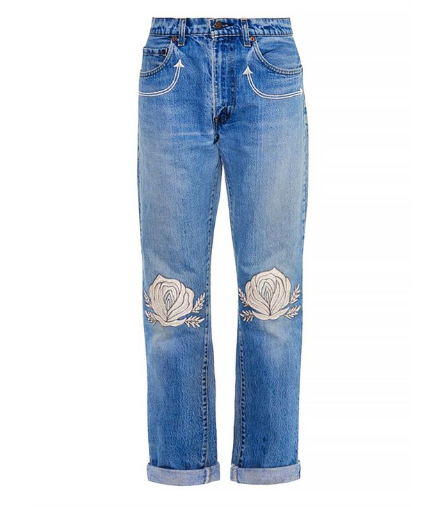 Bliss and Mischief Song of the West Boyfriend Jeans