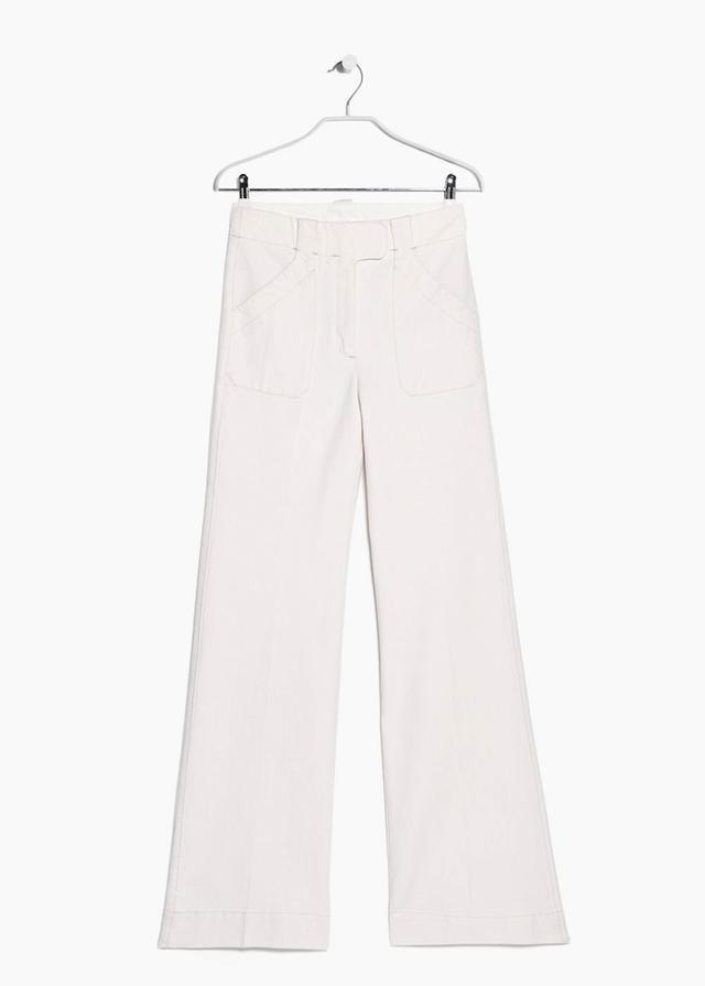 Mango Premium Flared Seventy Jeans
