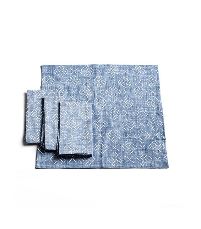 Nell & Mary Chambray Napkins