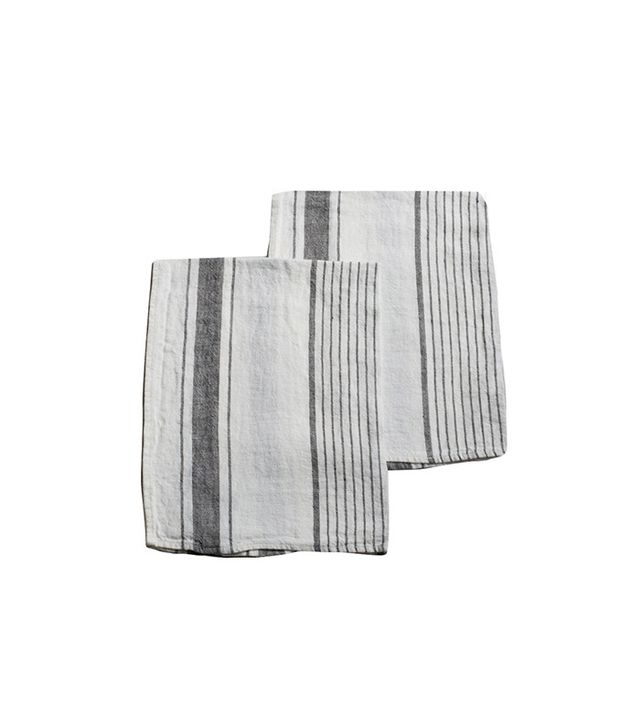 Canvas Linen Tea Towel