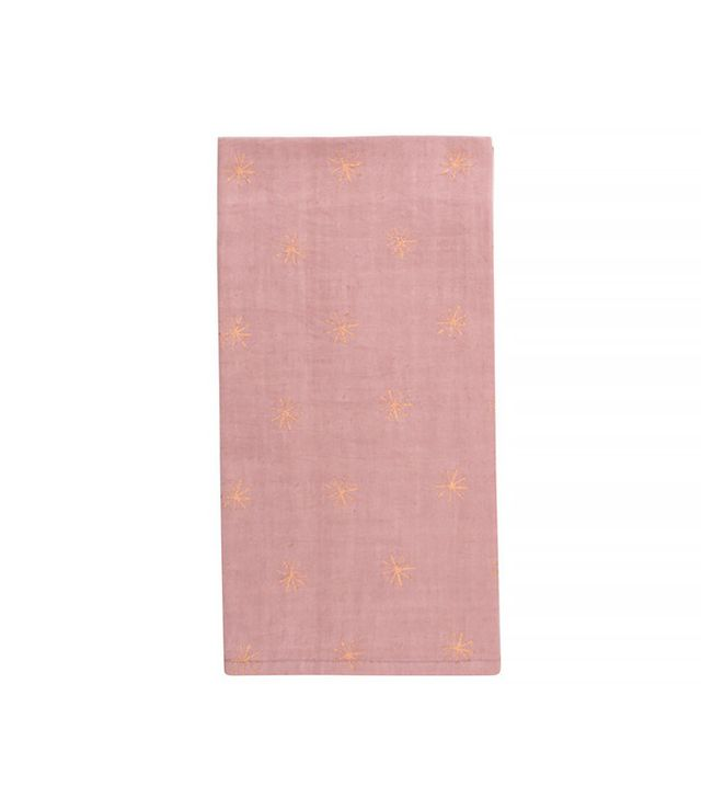 Canvas Star Metallic Napkin