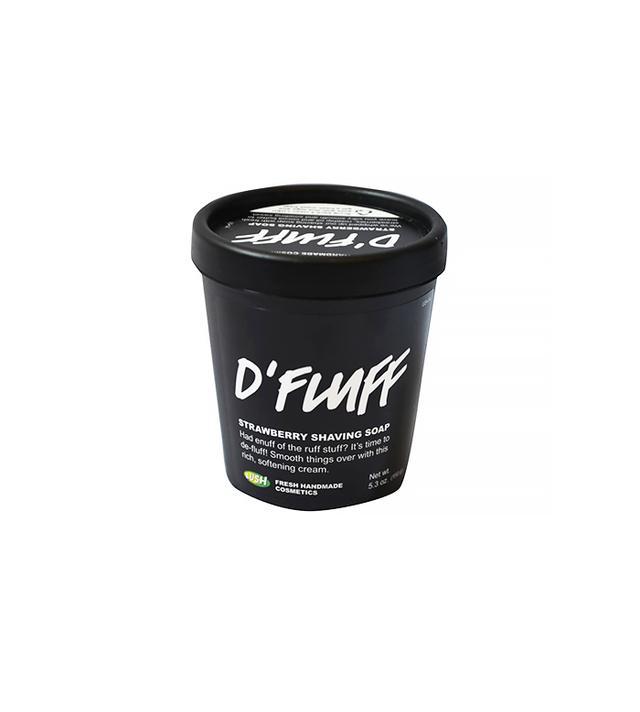 Lush D'Fluff Shaving Cream