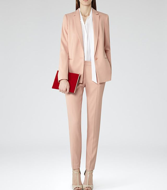 Reiss Indi Long Line Blazer