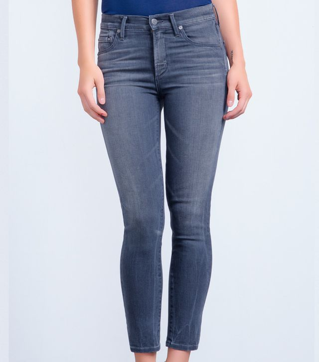 Citizens of Humanity Rocket High Rise Skinny Crop