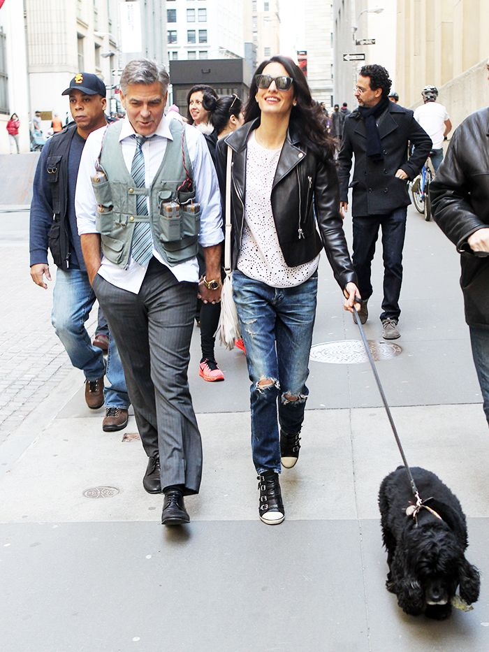 Amal Clooney's Best Casual Outfit Ideas