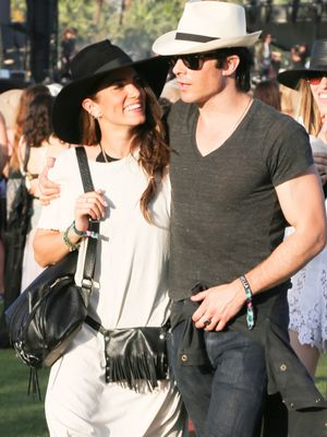 Nikki Reed and Ian Somerhalder Are Married! See Her Gorgeous Dress