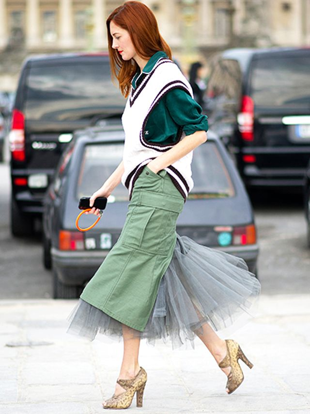 The Fashion Trends That Are In And Out According To Google Whowhatwear Au