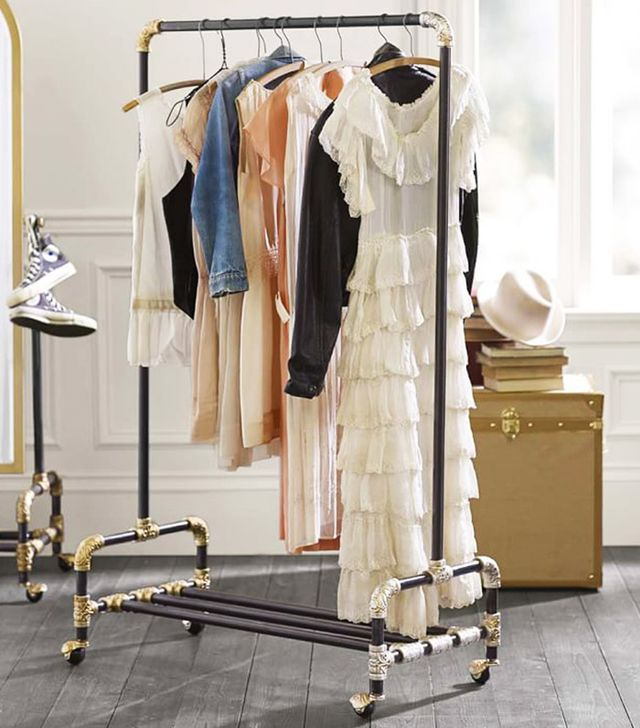 PB Teen The Emily + Meritt Wardrobe Rack