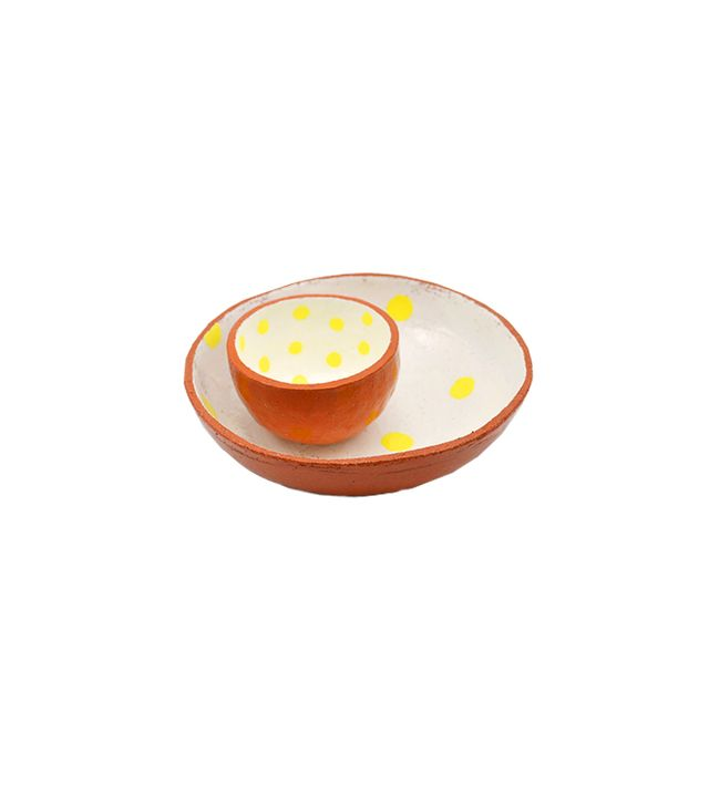 Susan Simonini Terracotta Bowls